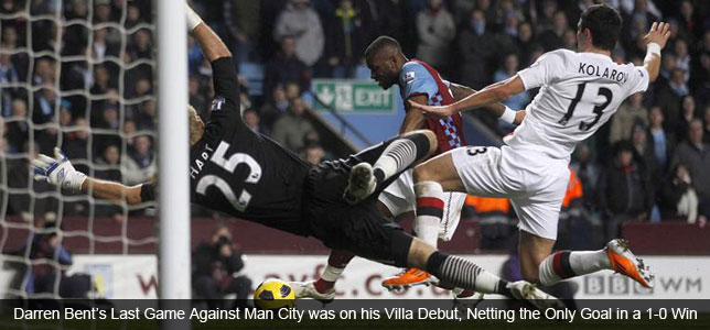 Unbeaten Sides Clash at Etihad with Villa Out for Revenge