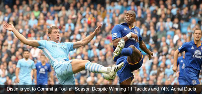 The Cleanest vs Clumsiest Premier League Tacklers
