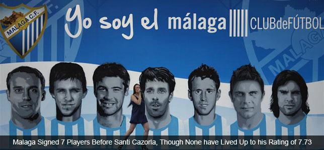 Malaga-Madrid Showdown to Prove Pelligrini's Players' Potential