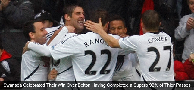 Team Focus: Swansea City - Just Like Watching Barca?!