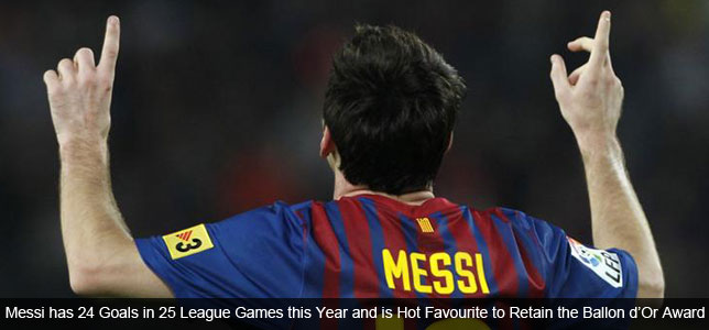 Ballon d'Oh! Six of the Best to Miss Out on Elite Shortlist