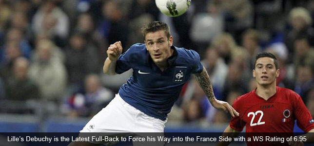 Ligue 1's Most Fearsome Full-Backs