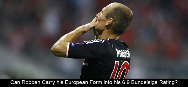 Can Aogo Stop Robben at the Allianz?