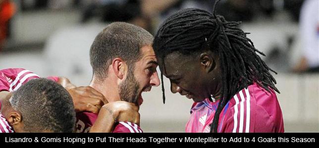 Can Lyon Stop Free-Scoring Montpellier?