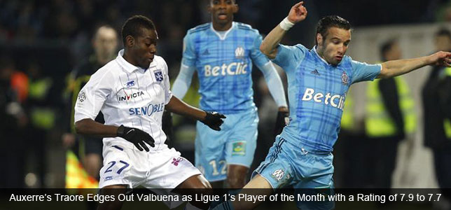 Ligue 1 Player of the Month Focus – Alain Traore