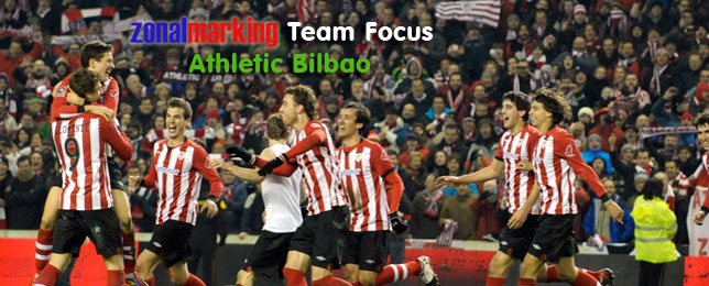 Zonal Marking Team Focus: Athletic Bilbao