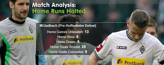 Match Analysis: MGladbach & Palermo Home Runs Halted