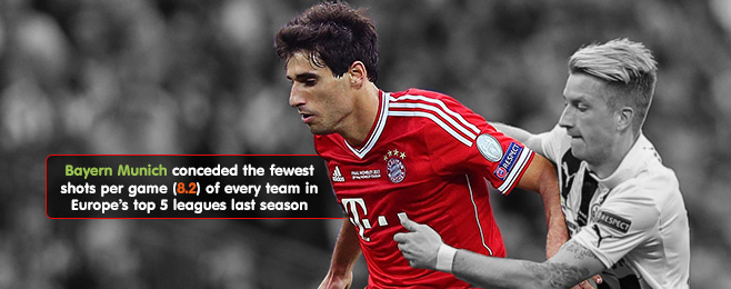 Team Focus How Bayern Munich Could Line Up Under Pep Guardiola