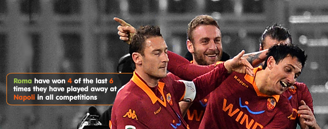 WhoScored Tipster: Napoli vs Roma & First Goalscorers