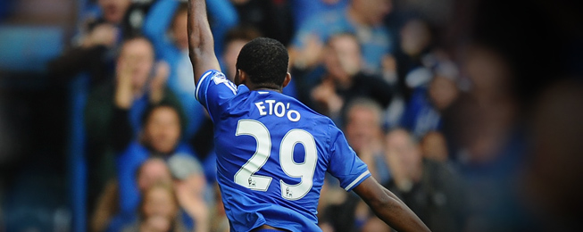 Match Report: Samuel Eto'o Proves He's Deserving Of Being Chelsea's Starting Striker