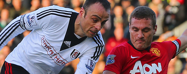 Match Report: Disappointing Berbatov Doesn't Aid Fulham in Defeat to United