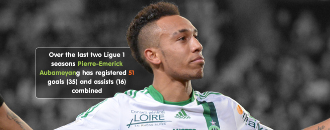 EXCLUSIVE: WhoScored Interviews Pierre-Emerick Aubameyang