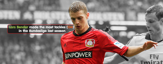 Player Focus: Why Lars Bender Is High On Arsenal's Wishlist