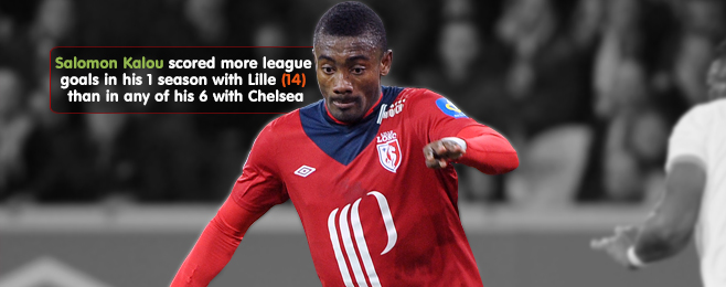 Player Focus: Why Salomon Kalou Has His Premier League Admirers