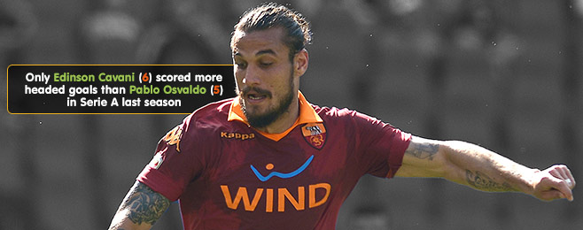 Player Focus: Why Pablo Osvaldo Would Be An Astute Acquisition For Southampton