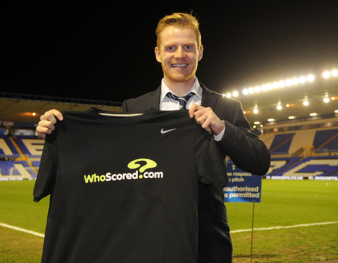 EXCLUSIVE: WhoScored Interviews Chris Burke