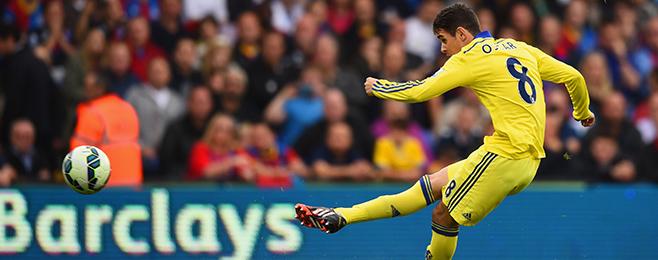 Match Report: Oscar Inspires Stronger Chelsea to Victory at Selhurst Park