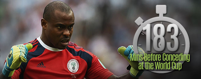 Player Focus: Enyeama's Dream Draw Could Be France's Nightmare