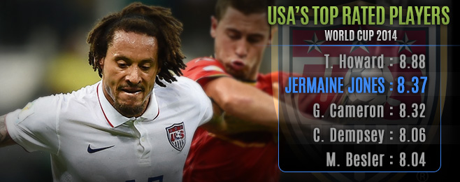 Player Focus: Jermaine Jones Will Reinvigorate New England Revolution