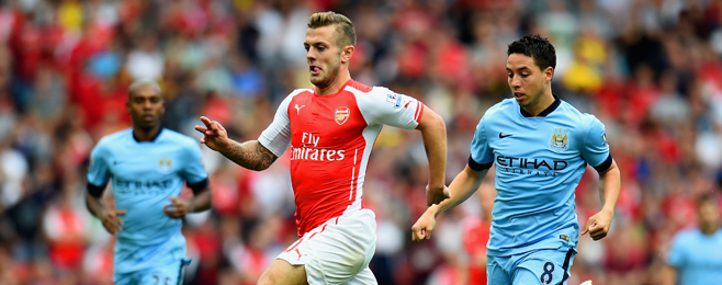 Match Report: Wilshere Stars in the Thick of Arsenal-City Scrap