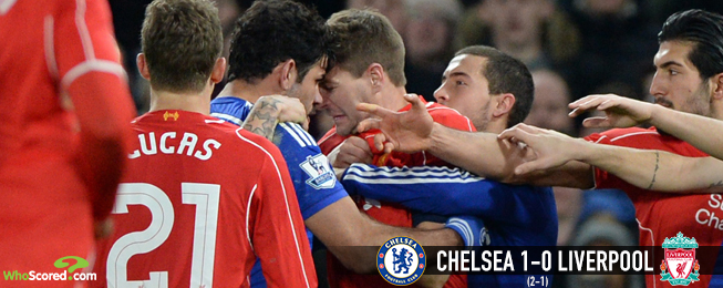 Match Report: Chelsea's Experience Edges the Battle of the Bridge