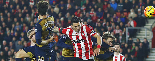 Match Report: Arsenal Miss Chance To Go Top as Saints End Five-game Winless Run