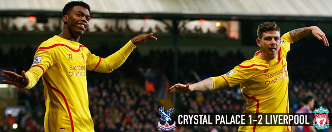 Match Report: Momentum Building As Liverpool Edge Past Palace into Last 8