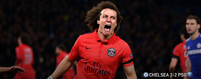 Match Report: 10-Man PSG Battle to Unlikely Champions League Progress