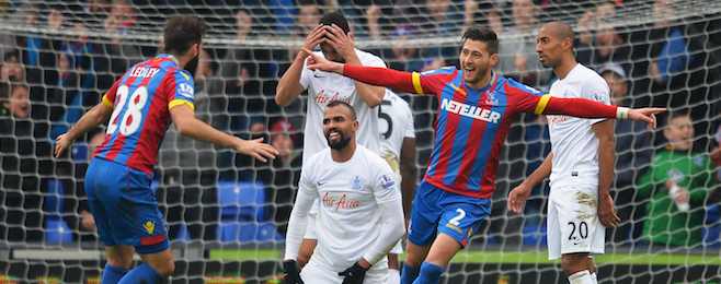 Match Report: Defeat At Palace Leaves QPR Mired In The Bottom Three