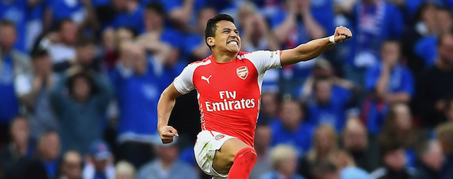 Match Report: Alexis and Özil Excel as Arsenal Dispatch of Reading