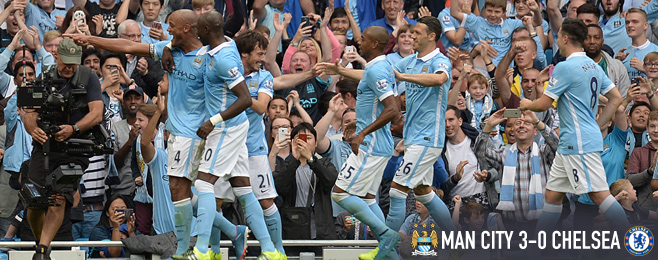 Match Report: City's Biennial Title Challenge on Track After Chelsea False Start