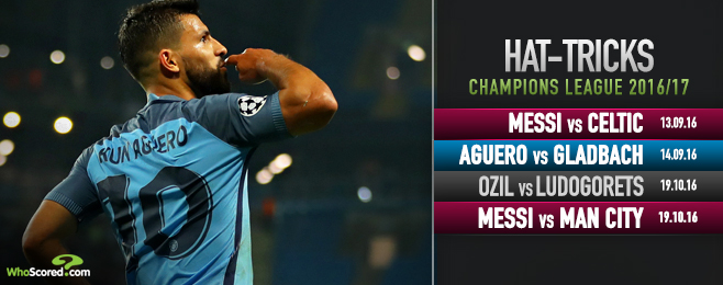 Top Match Preview: Could Aguero level the playing field against Barcelona?