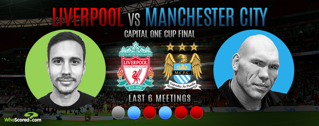 WhoScored Tipster: WhoScored vs The Heavyweight - Capital One Cup Final Tips