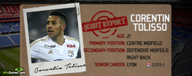 Player Focus: Corentin Tolisso: European Player of the Month - February 2016