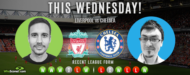 Free-scoring Liverpool Host Chelsea as Sturridge Aims to Prove a Point