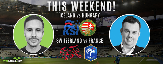 Top Tips from This Weekend's Euro 2016 Action