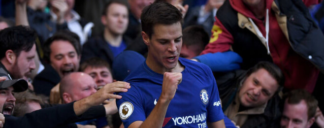 Chelsea ride luck to end Watford's fine away form