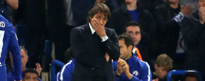 Chelsea stumble against Roma as problems mount for Conte