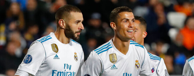 Resounding Real Madrid win sees them dominate Champions League best XI