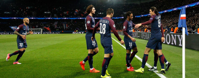 PSG dominate Champions League best XI after Anderlecht victory