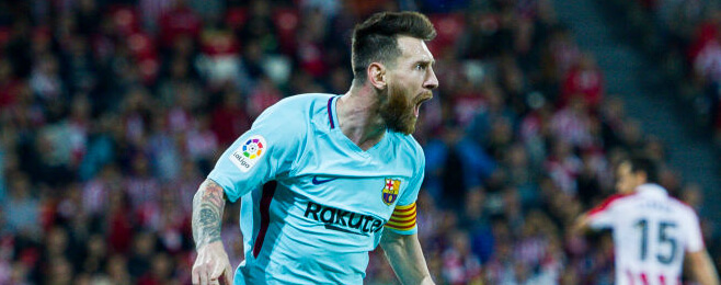 Messi the main man in WhoScored's La Liga best XI