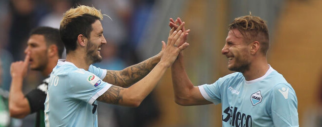 Lazio pair lead the way in October Serie A best XI