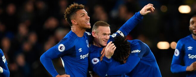 Everton hat-trick hero the star man in Yahoo! Fantasy Football XI