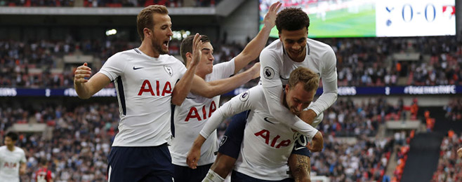 First choice Tottenham foursome to return against Arsenal