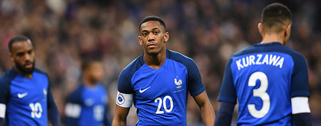 Martial can use Germany clash to accelerate his Manchester United career