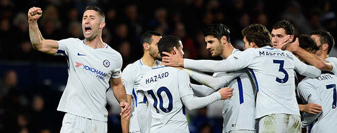 Yahoo! Fantasy Football: Chelsea to end Liverpool's Premier League title hopes?