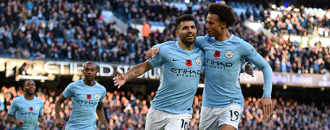 Yahoo! Fantasy Football: Manchester City's rampant attack at it again