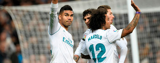 Real Madrid man shines in La Liga team of the month