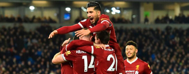 Liverpool dominate Yahoo! Fantasy Football best XI from gameweek15