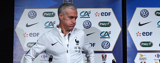 2018 World Cup Group C: France in toughest FIFA ranked group